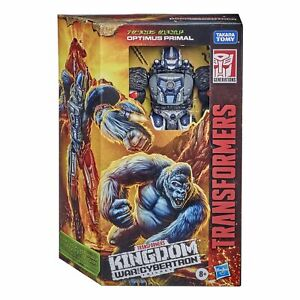 Transformers Kingdom War for Cybertron Optimus Primal