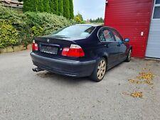 BMW 330i E46 Limousine, Schaltgetriebe, mit Mängeln, Remus Endschalldämpfer