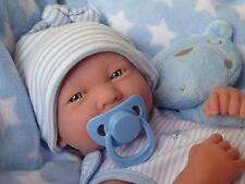 Realistic Realista Muñeca ❤ Berenguer la recién nacido bebé niño Reborn/Play real