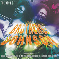 The Brothers Johnson - The Best Of (1998) CD NEW