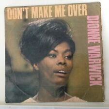 DIONNE WARWICK - DON'T MAKE ME OVER - UK PYE EP. INC MAKE THE MUSIC PLAY.
