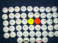 50 CALLAWAY    Golfbälle  AAAA / AAA  TUNIERQUALITÄT