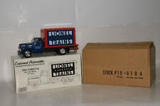 FIRST GEAR 1951 FORD F-6 LIONEL TRAINS BOX VAN DELIVERY TRUCK, 1:34 SCALE, LOT B