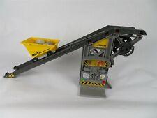 PLAYMOBIL 6338 Conveyer Belt w/ Accessories -Quarry Construction - Complete
