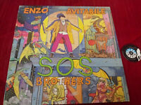 LP 33 Enzo Avitabile S.O.S. Brothers Costa Est 64 2405661 ITALY 1986
