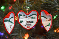 Hallmark - Heart of Christmas - 4th in Series - Keepsake Ornament