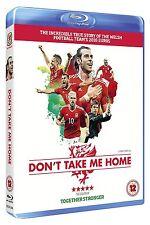 Don't Take Me Home [Blu-ray] *NEU* Wales Gareth Bale EM 2016 Doku Fußball