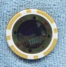 100 Casino Chip no cash value P-790