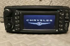 ✅ Dodge Chrysler Jeep CD DVD GPS Navigation Navi Stereo Radio RB1 56038629AI