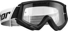 Thor Combat Adult Black MX ATV UTV Motocross Goggle