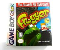 FROGGER (Nintendo Game Boy Color, 1998)Brand NEW SEALED CASE FRESH