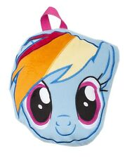 My Little Pony 'Dash' Travel Blanket Rotary Fleece Throw Brand New Gift