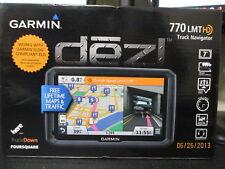 "Garmin 010-01343-00 dezl 770LMTHD 7"" GPS Navigation System with Maps/Traffic"
