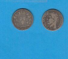 +Gertbrolen+  Demi Franc argent Charles X  1829 Lyon