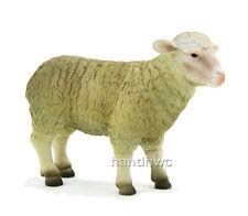 Mojo Fun 387096 Ewe Sheep - Realistic Farm Nativity Animal Toy Replica - NIP