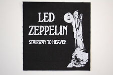 Led Zeppelin Cloth Patch (Cp216) Rock Black Sabbath Robert Plant Judas Priest