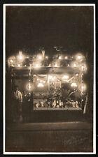 Hyde photo. J. Saxon Shop Front by Searle, Market Place, Hyde. Shop # 85.