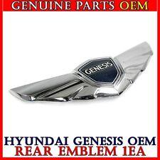 KDM Trunk Rear Emblem 86330-3M500 For 2010-2013 Hyundai Genesis V8 4.6 V6 3.8