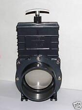 Válvula de compuerta 110mm Valterra Carpas Koi Estanque de Filtro