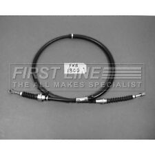Pleasing Brake Cables For 1989 Isuzu Trooper I For Sale Ebay Wiring 101 Eattedownsetwise Assnl