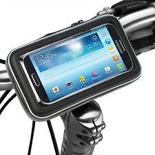 Eximtrade Universal Waterproof Bike Mount Phone Holder Pouch for Smartphones ...