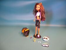 Monster High Doll Clawdeen Wolf Dead Tired Room to Howl