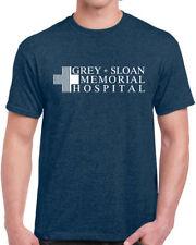 466 Greys Memorial Hospital Mens T-shirt anatomy tv show hospital doctor nurse