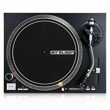 Reloop Rp-4000 Mk2 Quartz Driven DJ Turntable