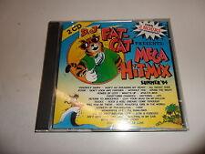 Cd  D.J.Fat-Cat Mega Hit-Mix Summer'94