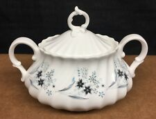 Royal Doulton Millefleur H4953 Sugar Bowl w/Lid-Made in England