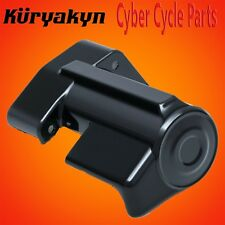 Kuryakyn Gloss Black Precision Starter Cover For Milwaukee-Eight 6446