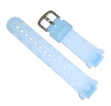 Genuine Replacement Band for BABY G BG151-2 BG151 BLUE