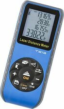 Palmare digitale laser Point Distance Meter Misura Nastro RANGE FINDER 60 milioni 196 FT