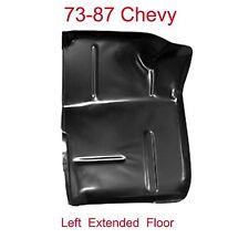 73 87 LEFT Extended Floor Pan, Fits Chevy GMC, Truck, Suburban, Blazer, Jimmy