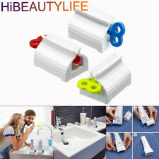 Toothpaste Tube Squeezer Easy Dispenser Rolling Holder Bathroom Supplies Tools