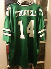 Neil O'Donnell New York Jets Jersey #14 Adult XXL 54-56 Maryland Terrapins NWOT