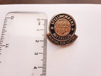 Rare Hat Lapel Pin United Steel Workers Metallos Creating our Future