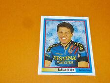 N°273 F. JEKER FESTINA MERLIN GIRO D'ITALIA CICLISMO 1995 CYCLISME PANINI TOUR