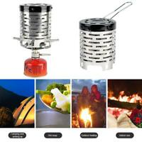 Outdoor Camping Gas Heater Stove Portable Steel Warmer Heating Cover Equipment