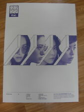 f(x) - 4 Walls (Type B) [Original Poster] *New* K-Pop Fx