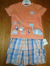 BNWT baby boy summer shorts outfit. 0-3 months. George@asda