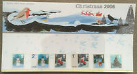 GB PRESENTATION PACK CHRISTMAS 2006 MINT CONDITION 389 07.11.06
