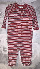 Boys Age 6 Months - Ralph Lauren Footless Romper / Sleepsuit