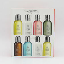 Molton Brown Discovery Body and Hair 8x50ml Piece Collection - NEW Damaged Box