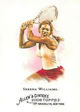 2008 Topps Allen & Ginters #249 Serena Williams RC Rookie Card > Tennis