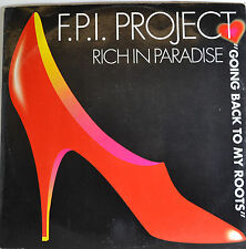 """for P.I.Project - Rich in Paradise 12 """" Maxi LP (R180)"""