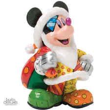 Disney by Britto Santa Mickey Mouse NIP Mickey as Santa Claus 4027895