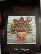 Loot Crate Exclusive Stranger Things Diorama Eleven and The Demigorgon