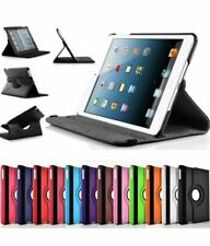 iPad MINI 1 2 3 4 5  Case Cover Leather Shockproof 360 Rotating Stand