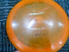L - Innova Champion Monarch Disc Golf Driver Org/Gld 167G ~Lsdiscs